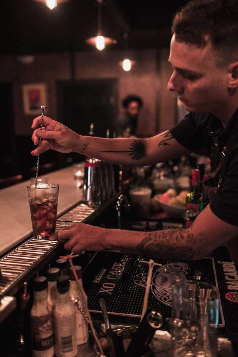 Bartenders ready to mix it with the best - The Royal ...