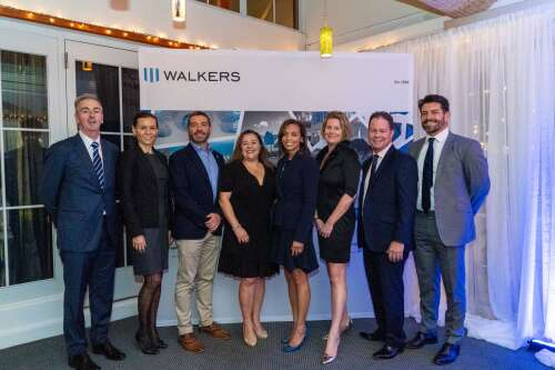 Walkers Bermuda bullish about islands prospects